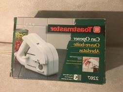 Toastmaster Electric Hand Held Can Opener Model 2207- BRAND