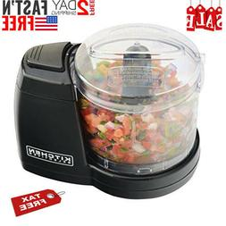 Electric Mini Food  Processor Kitchen Chopper Vegetable Safe