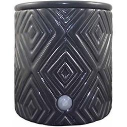 Electric Wax Warmer - Use to Melt Scented Candle Cubes - Gre