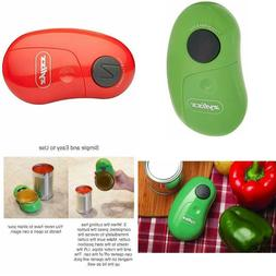 Electronic Can Opener One-Touch Start And Stop Side Cutter H