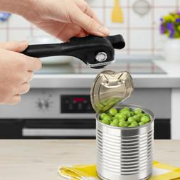 Ergonomic Can Opener Cans Lid Lifter Smooth Edge Side Cut Ki