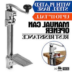 Excellent Heavy Duty Table Mount Can Opener