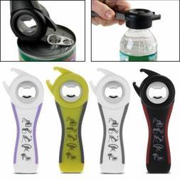 five in one bottle opener jar can