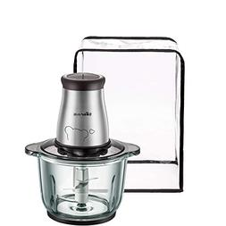 Food Processor Appliance Cover, Transparent Electric Meat Gr