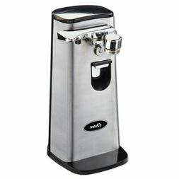 Oster FPSTCN1300 Electric Can Opener Stainless Steel