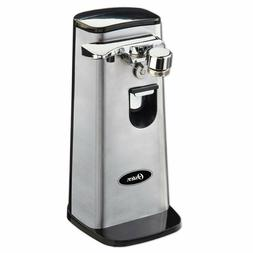 Oster FPSTCN1300 Electric Can Opener Stainless Steel Home Ki