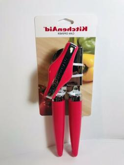Genuine HOT PINK KitchenAid Manual Can Opener Kitchen Utensi