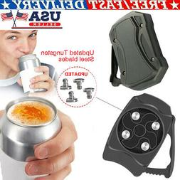 Go Swing Topless Can Opener Bar Tool Safety Manual Opener Ho