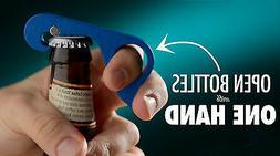 GrabOpener Grab Opener One Handed Aluminum Magnetic BOTTLE C