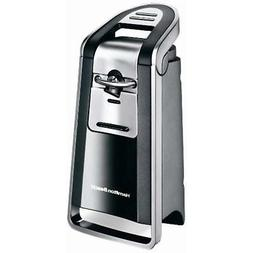 Hamilton Beach Electric 76607 Smooth Touch Can Opener, Black