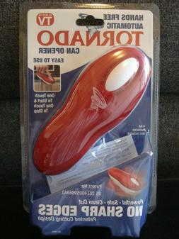 Hands Free Automatic Tornado Can Opener Original package