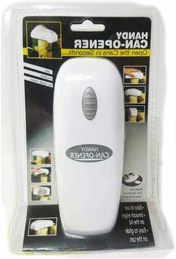 Handy Can-Opener Automatic Handheld Battery-Operated Portabl
