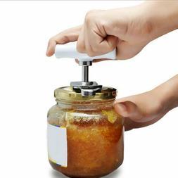 Heavy Duty Bottle Jar Can Lid Opener Cap Grip Twister Easy R