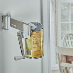heavy duty kitchen manual wall mount can
