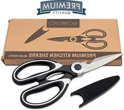 NOVASKO Premium Heavy Duty Kitchen Shears
