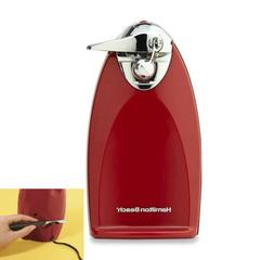 Hamilton Beach Heavyweight Countertop Electric Can Opener Re