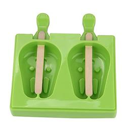 Kitchen Ice Cream Tools Popsicle Mold Ice Trays Rabbit Ice M