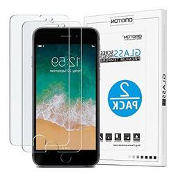 OMOTON iPhone 7 Plus Screen Protector -   7
