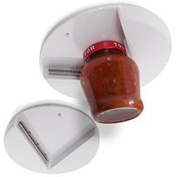 Jar Opener for Weak Hands Pack of 2 Under Cabinet Lid Opener