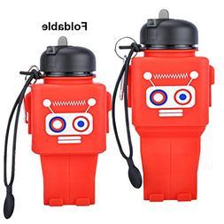 Kids Water Bottle -Panda| BPA Free Water Bottle,FDA Approved
