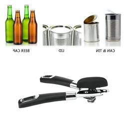 Kitchen Dining Bar Multi-function Can Opener Bottle Steel Sm