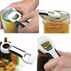 New 4 in 1 Handy Can Bottle Canning Lid Pop Beer Tab Opener