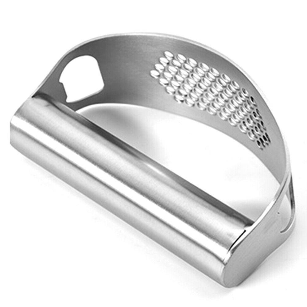 2 IN 1 Press Crusher Bottle Stainless Squeezer Tool