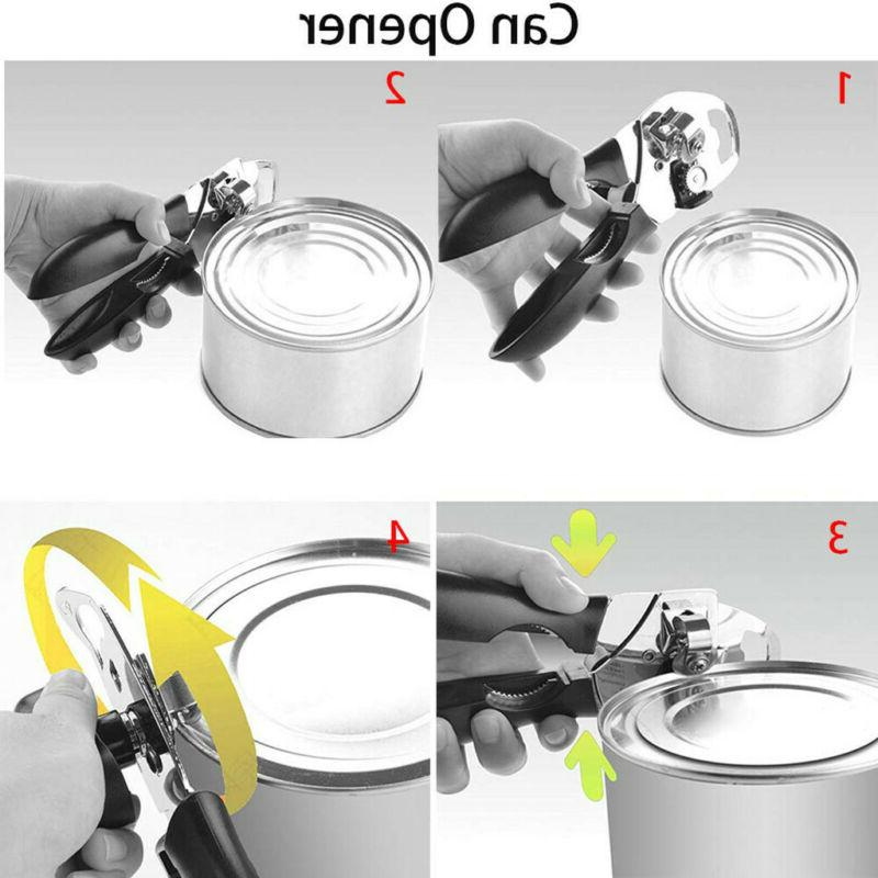 4IN1 Manual Smooth Edge Steel Duty
