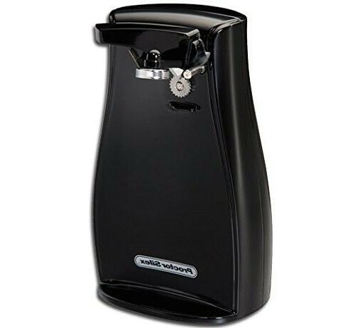 75217f power can opener black new durable