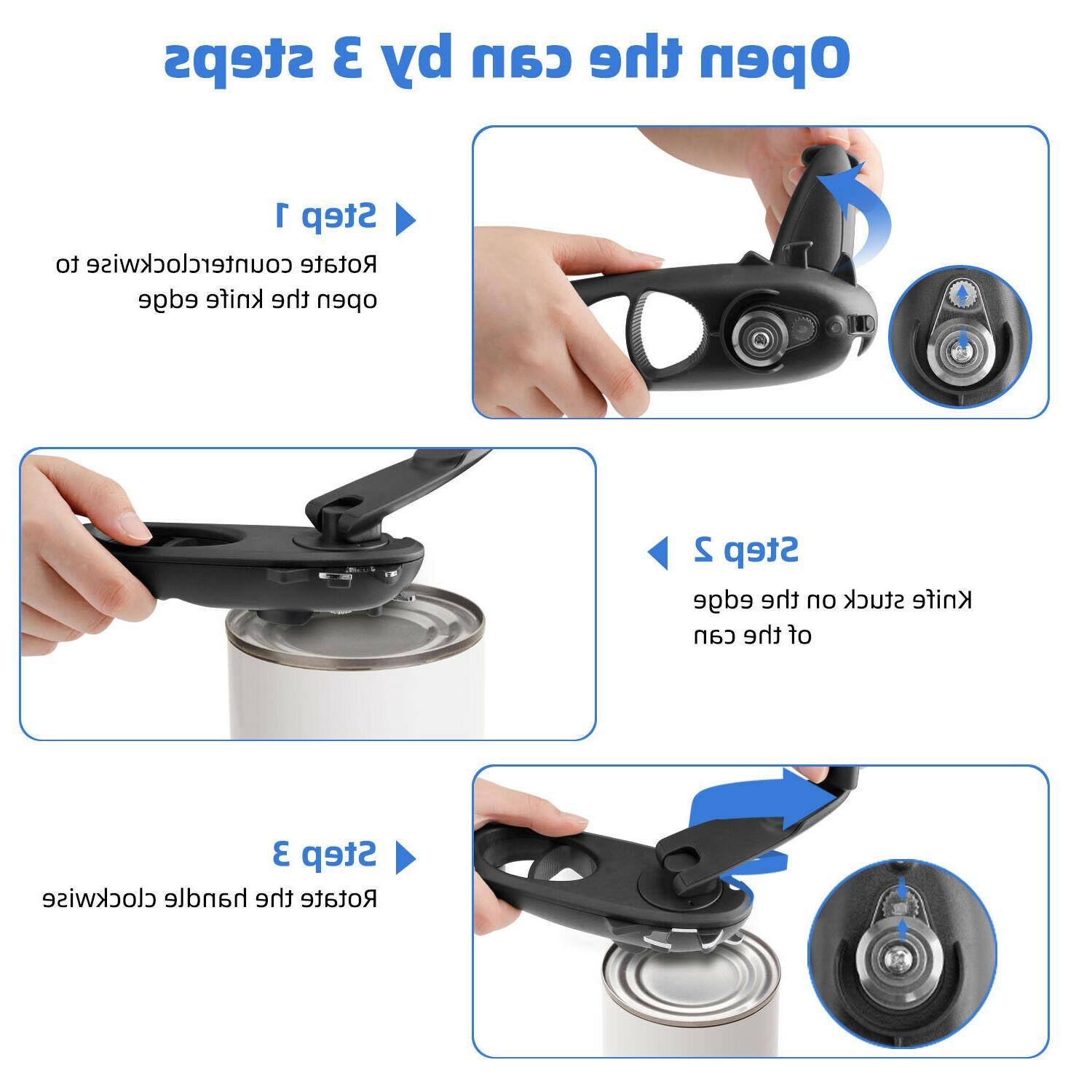 8in1 Can Safety Smooth Edge Tool