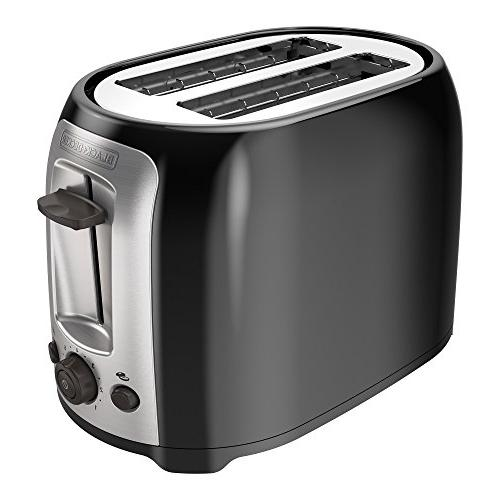 BLACK+DECKER Bagel Toaster, Black