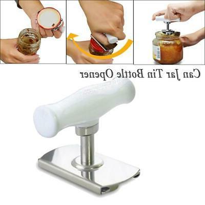 adjustable can jar tin bottle opener food