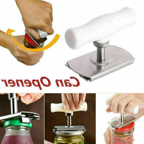 Adjustable Easy Opener Jar Bottle Steel Tool