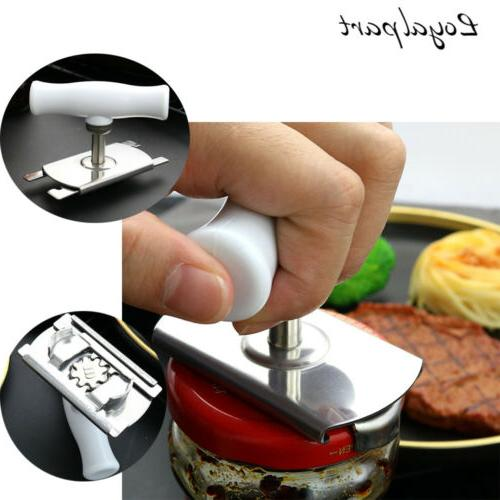 adjustable can opener jar lid bottle remover