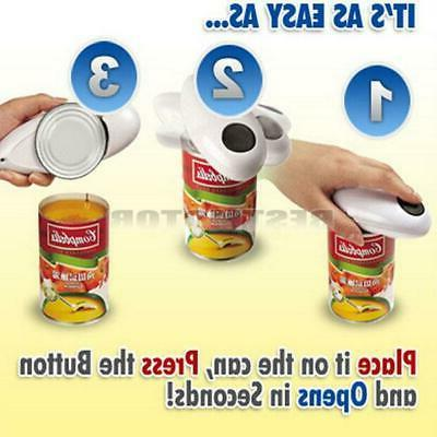 Automatic Jar Opener One Tin Kitchen Hand