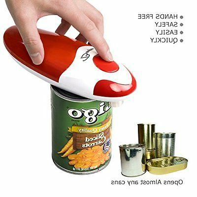 secure electric opener