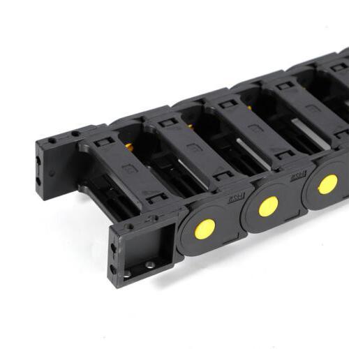 Black 2pcs Drag Kit Universal CNC Equipment