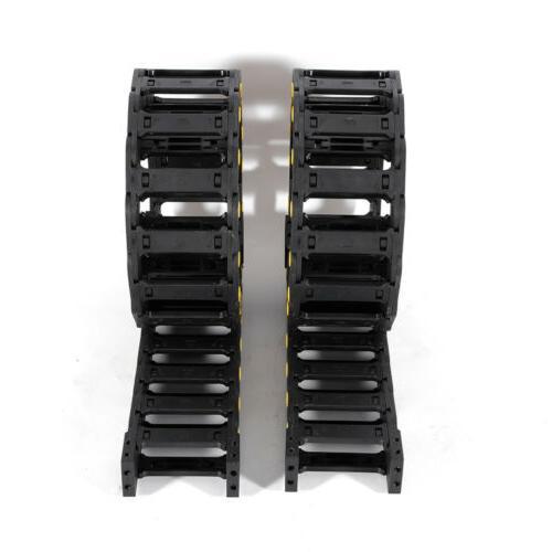 Black 2pcs Chain Universal Equipment