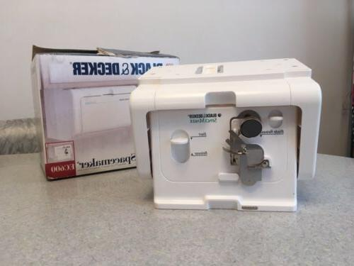 black decker ec600 spacemaker under