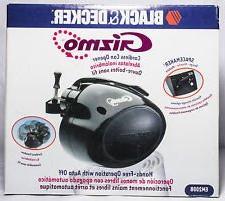 Black & Decker Spacemaker Cordless Can Opener Gizmo EM200B B