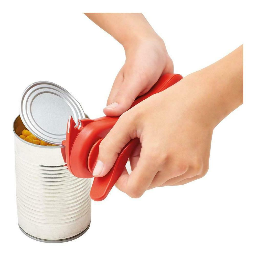 Kuhn Black 5-in-1 Auto Opener cans,bottles,pop pull tops