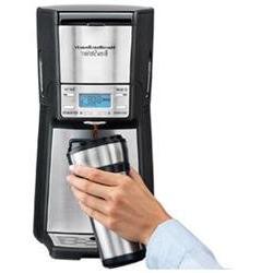 Hamilton Beach BrewStation 48465 Coffee Maker - 12 Cup - Sta