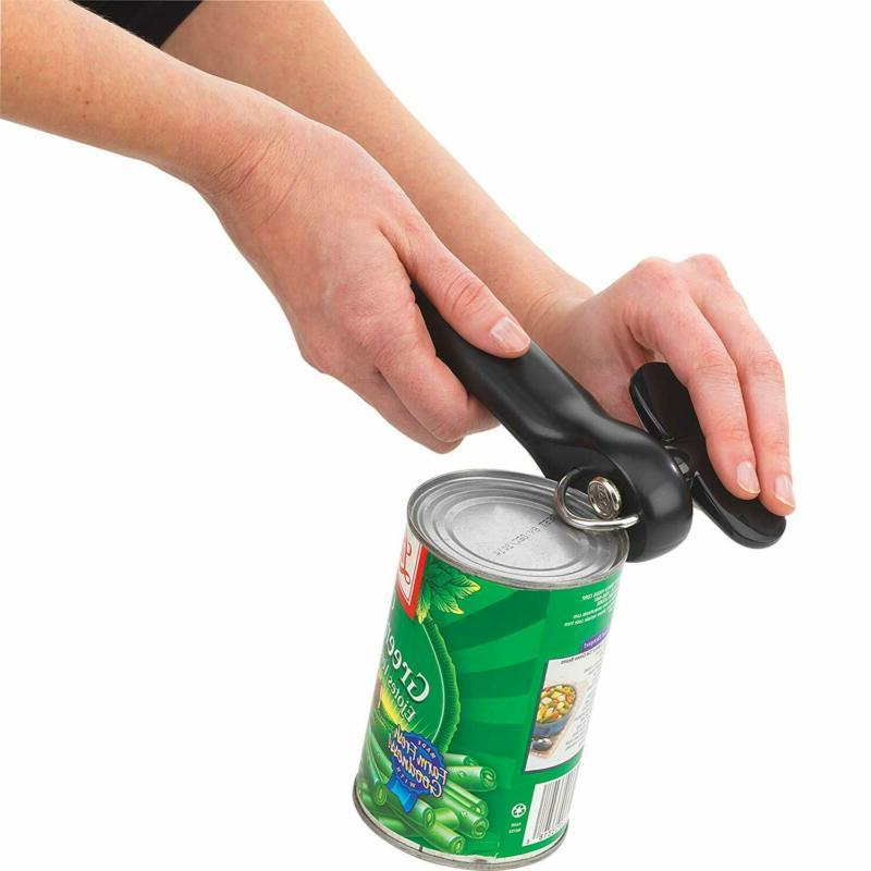 can opener safe cut manual can opener
