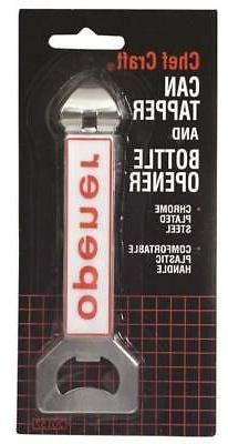 Can Tapper/ Bottle Opener