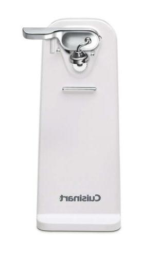 cco 50n deluxe electric can opener white