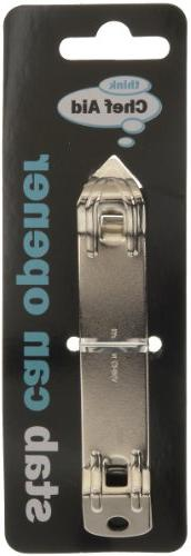 Chef Aid Stab Can Opener - Silver