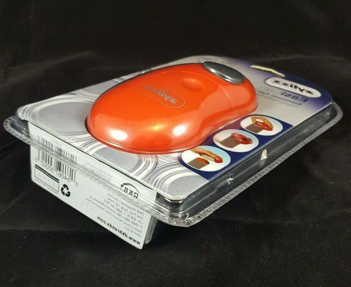 Zyliss Electric Opener. Red, New Package.