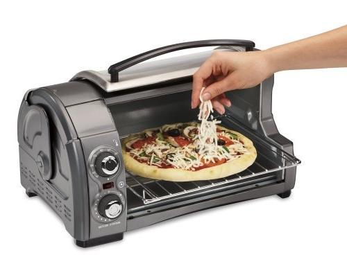 Hamilton Beach® Easy 4-Slice Oven
