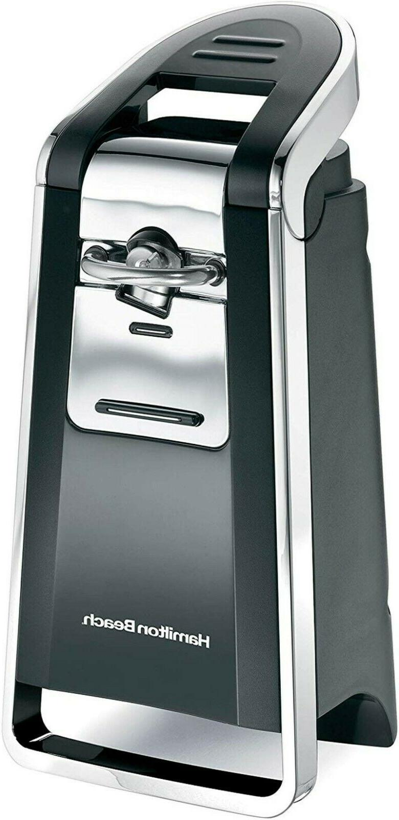 Electric Automatic Can Opener Smooth Touch Hamilton Beach Ki