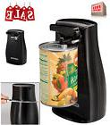 Electric Can Opener Knife Sharpener Automatic Tin Cutting To